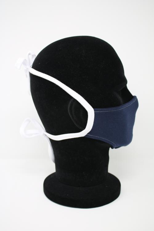 Blue Face Mask